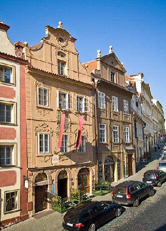 Hotelu Bijou Praha 6