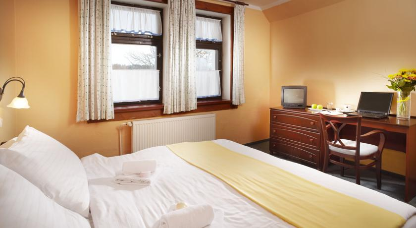 Hotelu Spa Bílý Hořec Harrachov 1