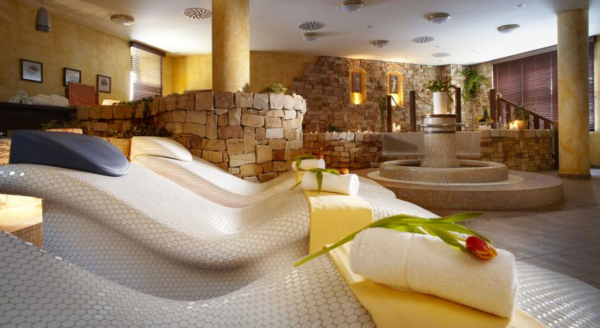 Hotel Spa Bílý Hořec fotografie 10