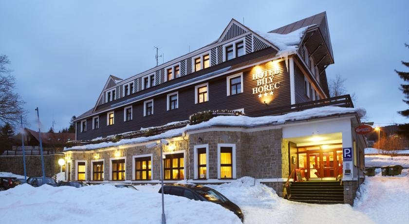 Hotel Spa Bílý Hořec foto 2