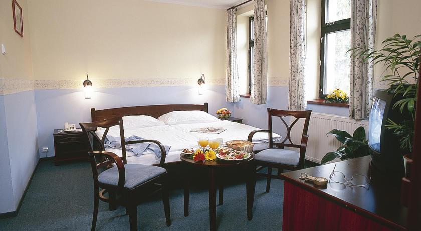 Hotel Spa Bílý Hořec foto 3