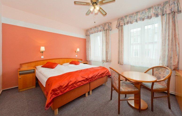 Hotel Bílý Lev Praha