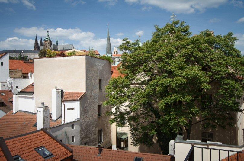 Hotelu Bishops house Praha 12