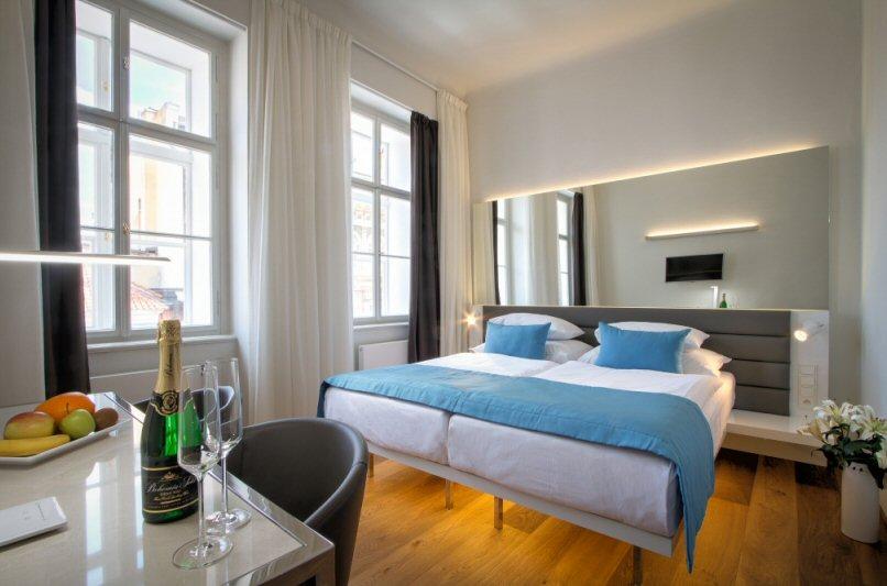 Hotelu Bishops house Praha 4