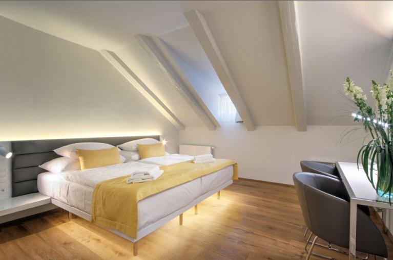 Hotelu Bishops house Praha 6