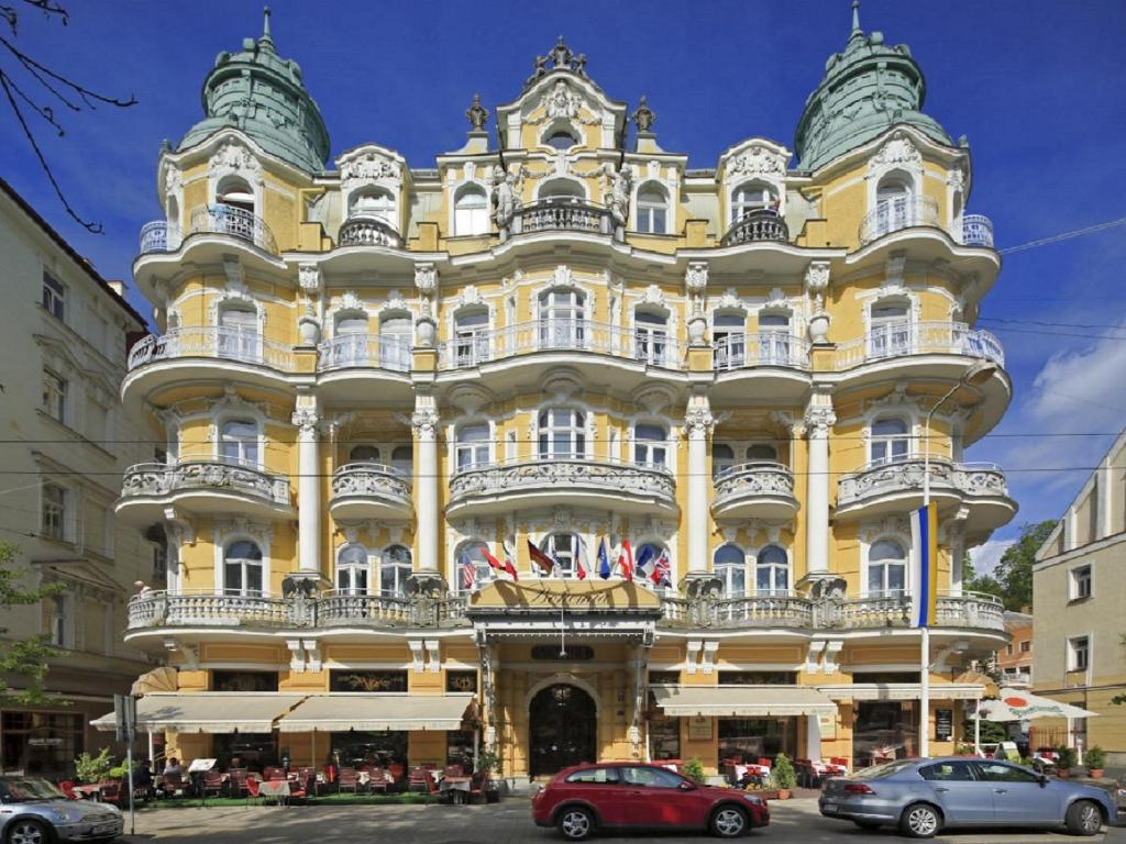 Hotel Bohemia Mariánské Lázně