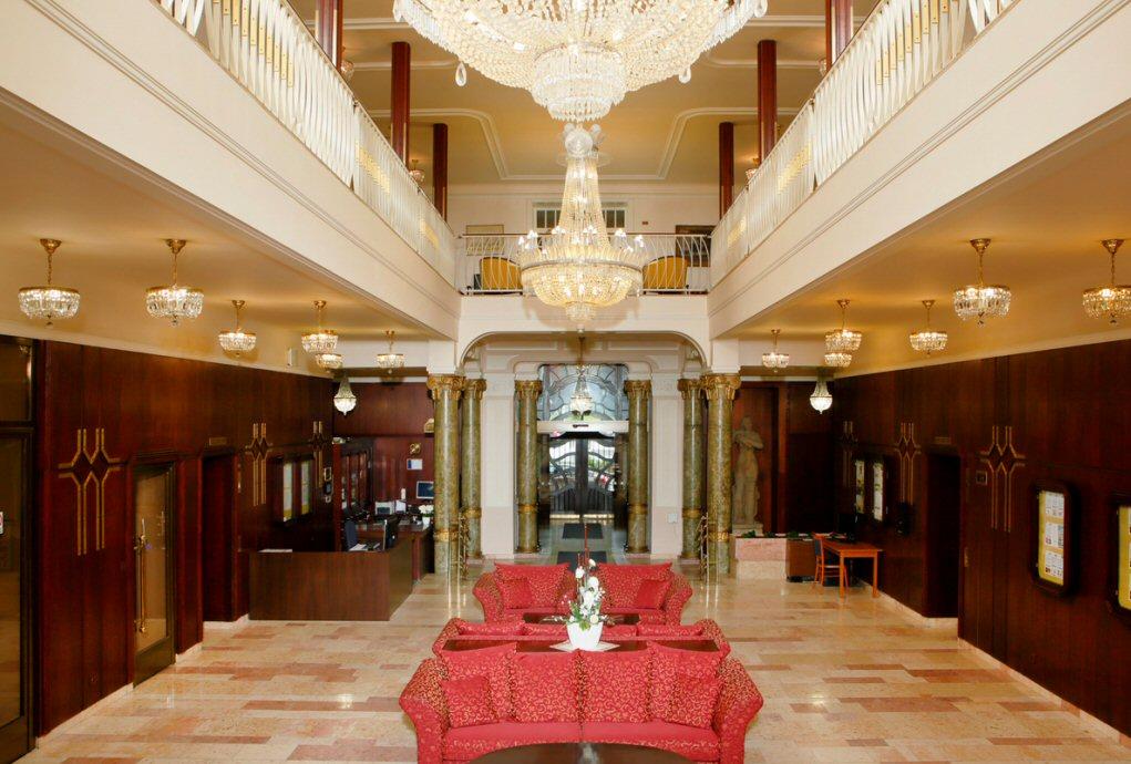 Hotelu Bohemia Mariánské Lázně 12