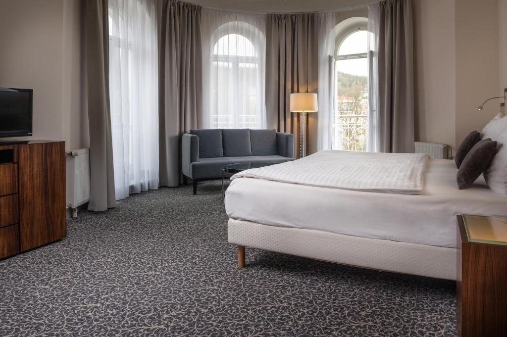 Hotelu Bohemia Mariánské Lázně 2