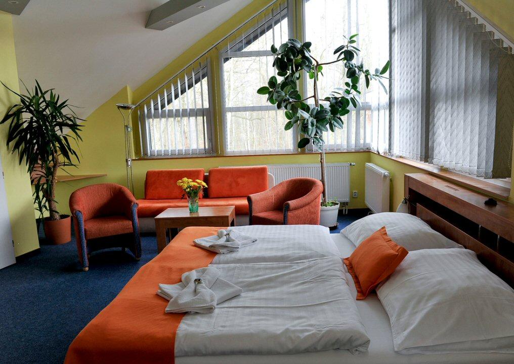 HotelBohemia Františkovy Lázně