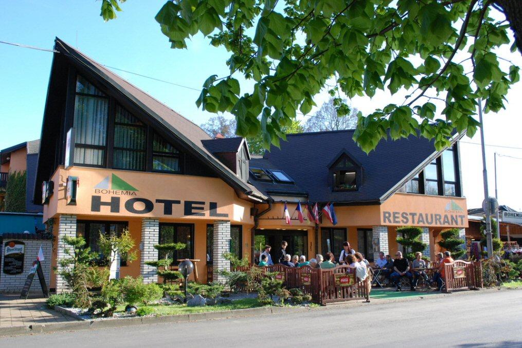 Hotelu Bohemia Františkovy Lázně 3
