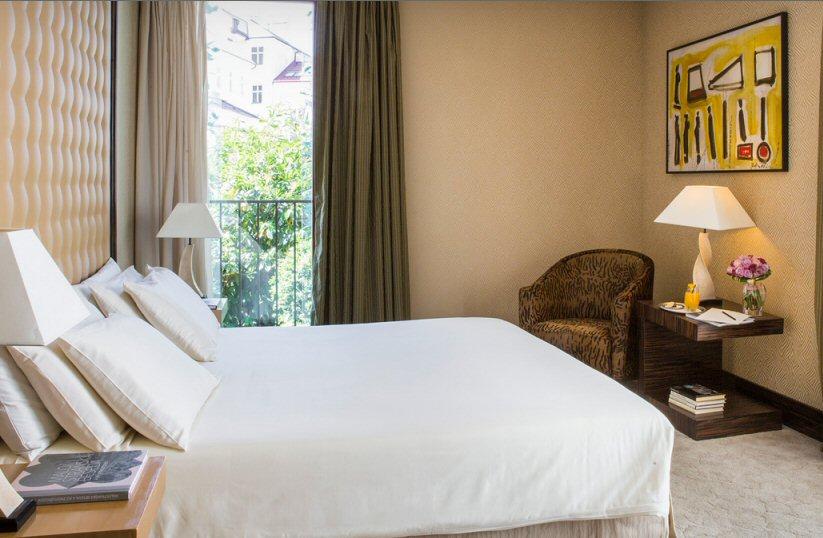 Hotel Boscolo Praha