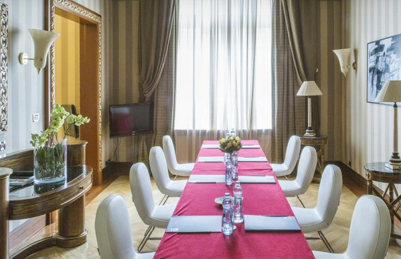 Hotelu Boscolo Praha 11