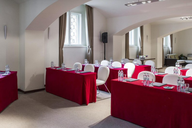 Hotelu Boscolo Praha 12