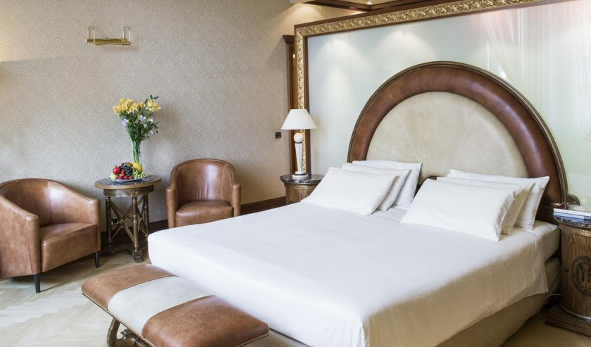 Hotelu Boscolo Praha 2