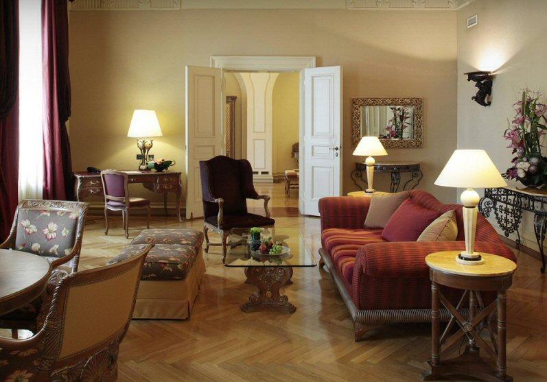 Hotelu Boscolo Praha 3
