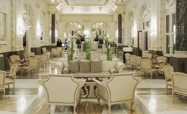 Hotelu Boscolo Praha 5