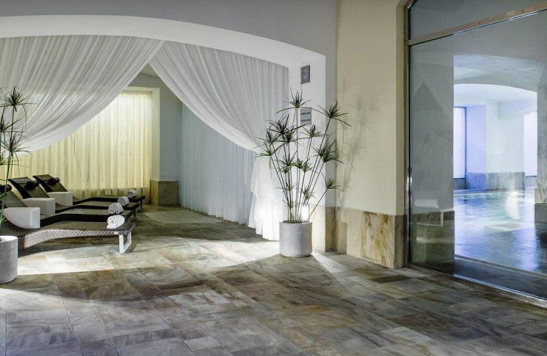 Hotelu Boscolo Praha 8