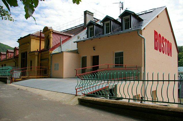 Hotelu Boston Karlovy Vary 4