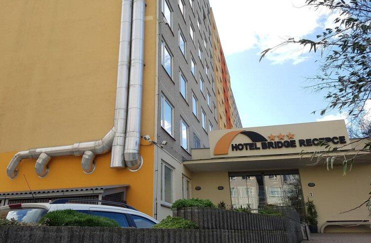 Hotelu Bridge Praha 7