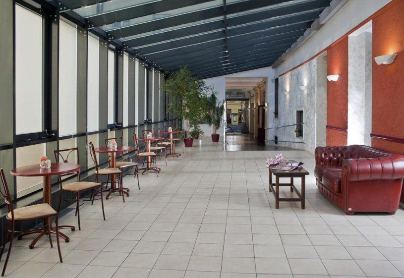 Hotelu Caesar Praha 10