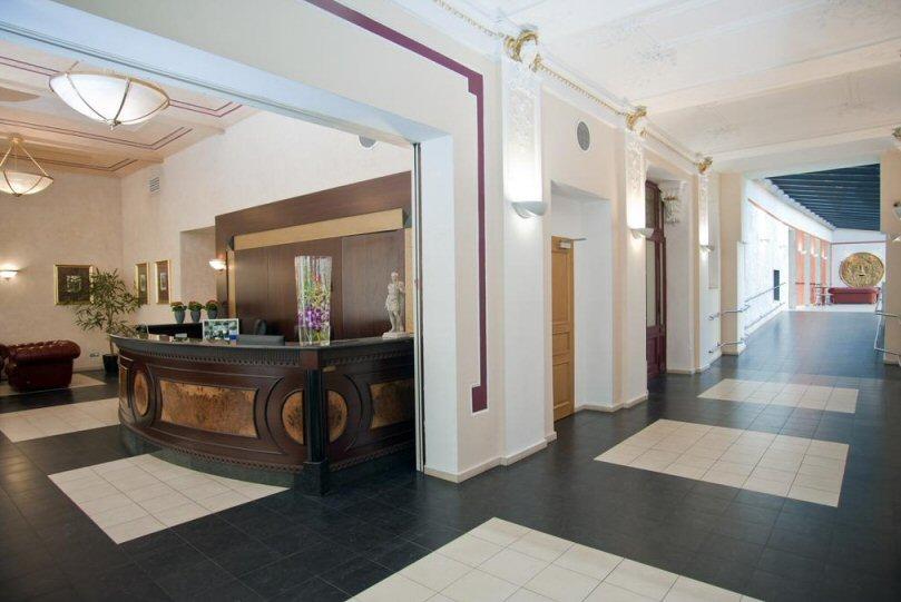 Hotelu Caesar Praha 12