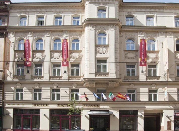 Hotelu Caesar Praha 7