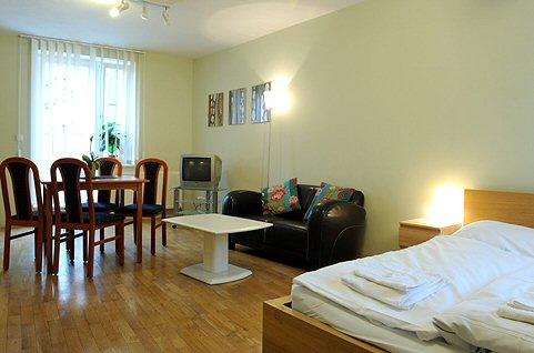 Apartmanu Capital Praha 3