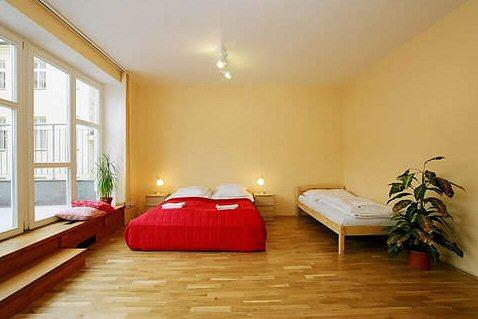 Apartmanu Capital Praha 5