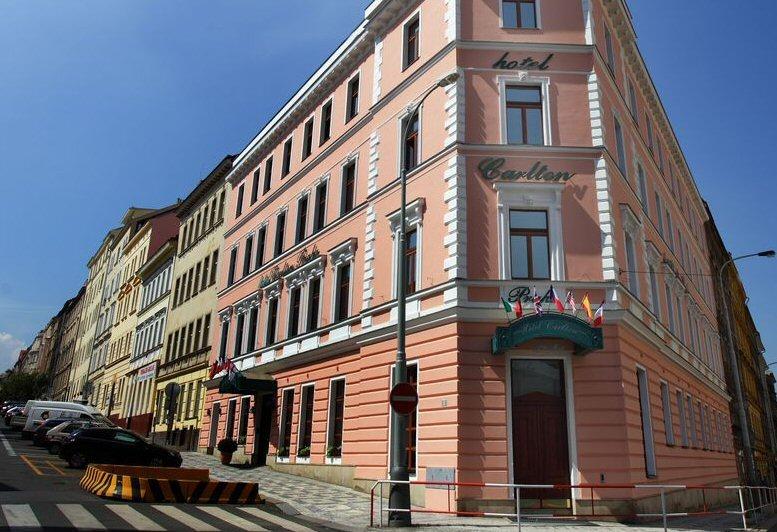 Hotelu Carlton Praha 3