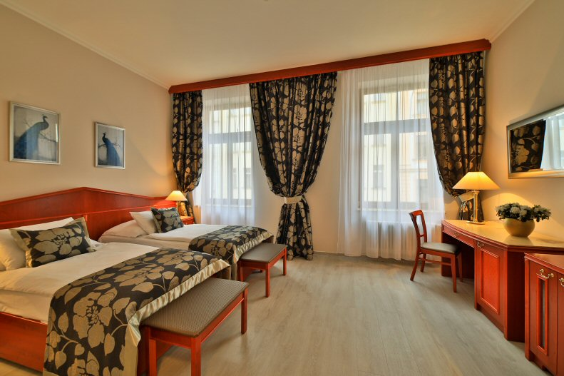 Hotelu Carlton Praha 4