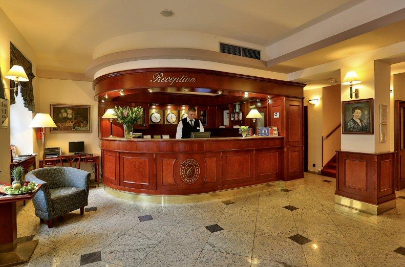 Hotelu Carlton Praha 6