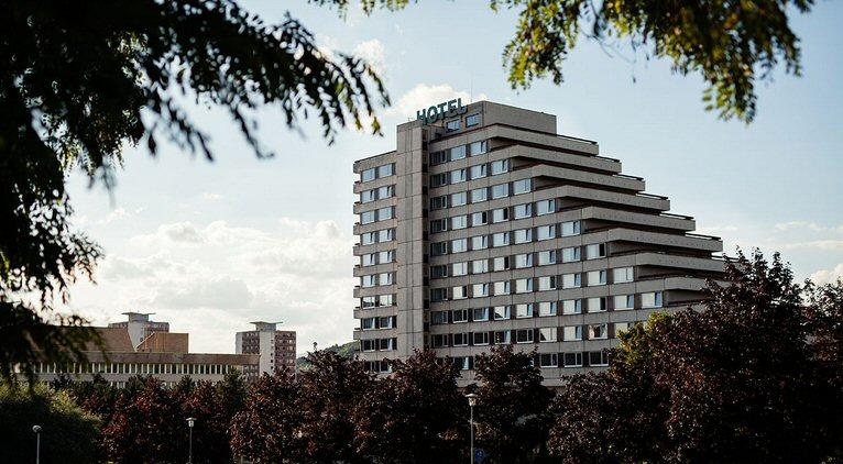 Hotel Cascade fotografie 3