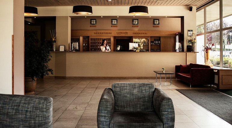 Hotel Cascade fotografie 5