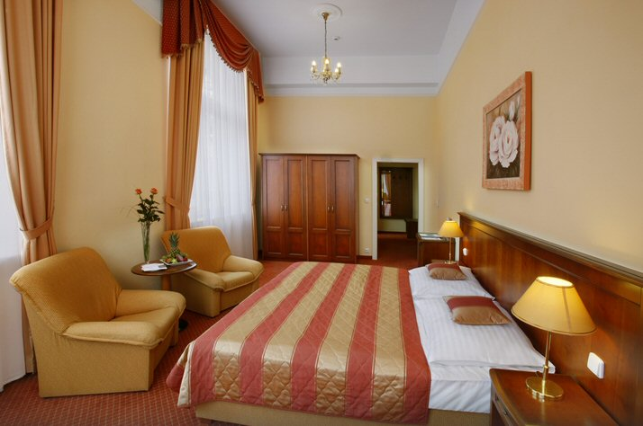 Hotel Danubius Spa Centrální Lázně fotografie 1