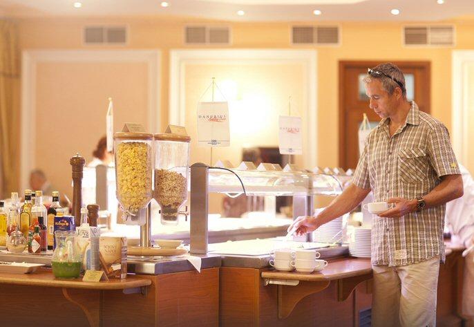Hotelu Danubius Spa Centrální Lázně Mariánské Lázně 10