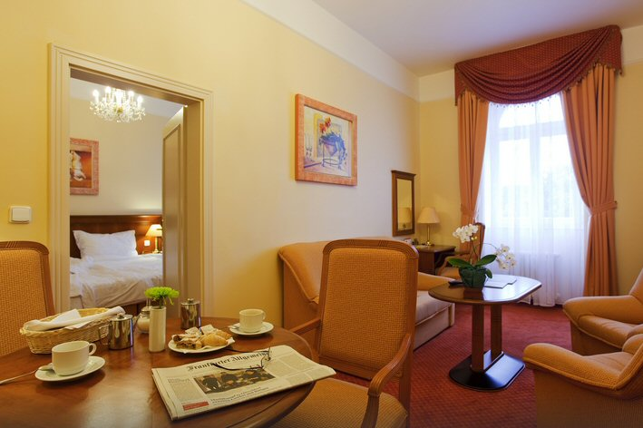 Hotel Danubius Spa Centrální Lázně fotografie 2