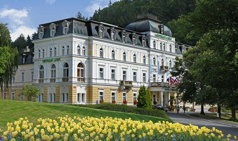 Hotelu Danubius Spa Centrální Lázně Mariánské Lázně 3