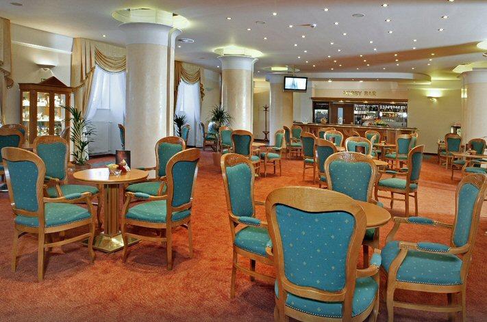 Hotel Danubius Spa Centrální Lázně fotografie 4