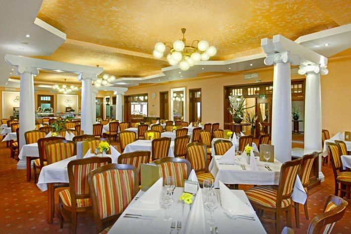 Hotelu Danubius Spa Centrální Lázně Mariánské Lázně 8