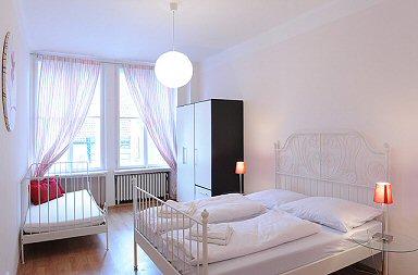 Apartmánu Central Praha 1