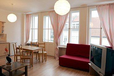 Apartmánu Central Praha 2