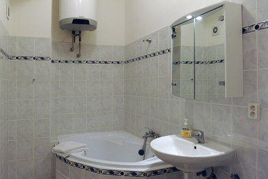 Apartmánu Central Praha 4
