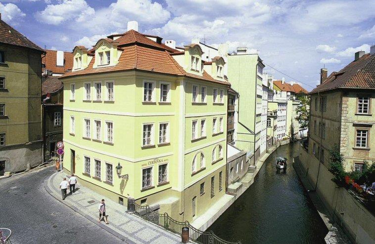 Hotelu Čertovka Praha 3