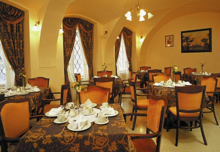Hotelu Čertovka Praha 4