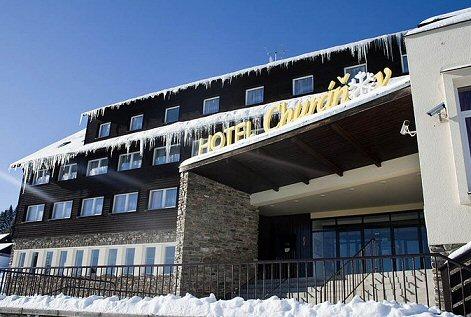 Hotel EA Churáňov Zadov