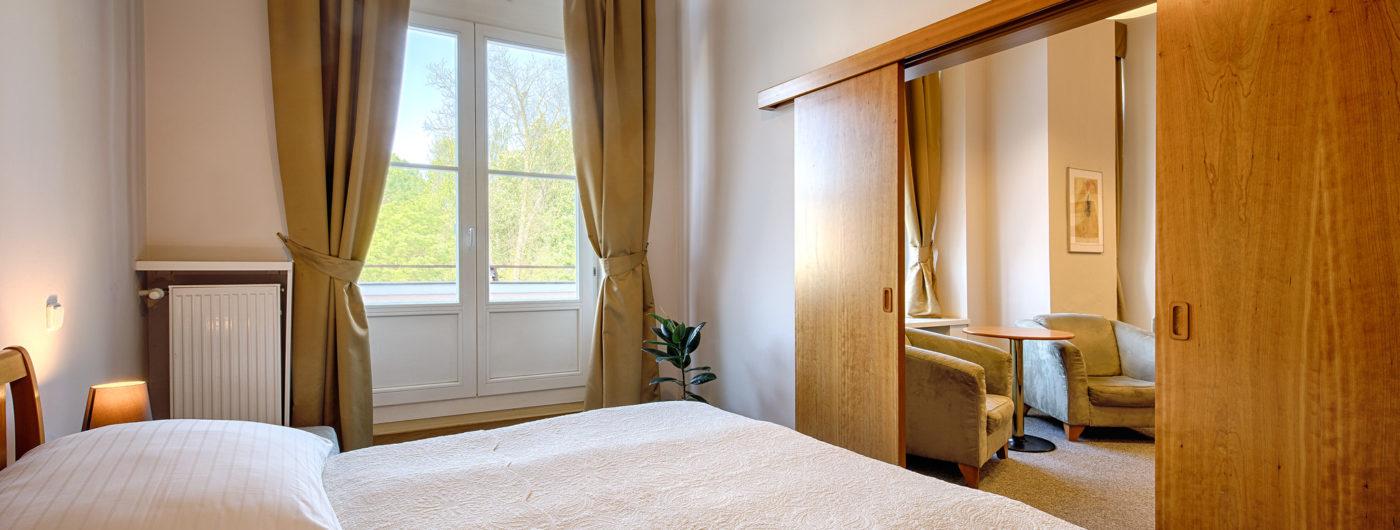 Hotelu Císařské lázně Teplice 4