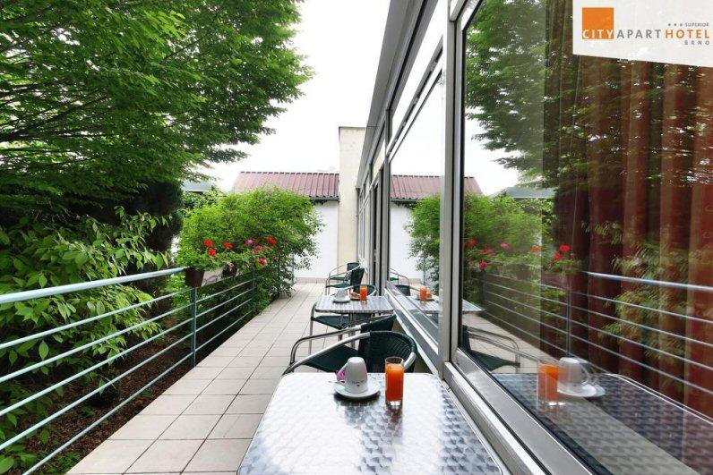 Hotelu City Apart Brno 11