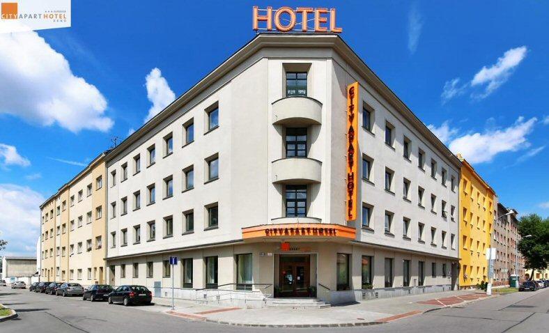 Hotelu City Apart Brno 3