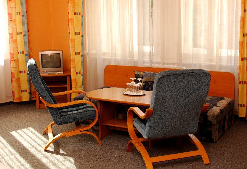 Hotelu City Bell Praha 2