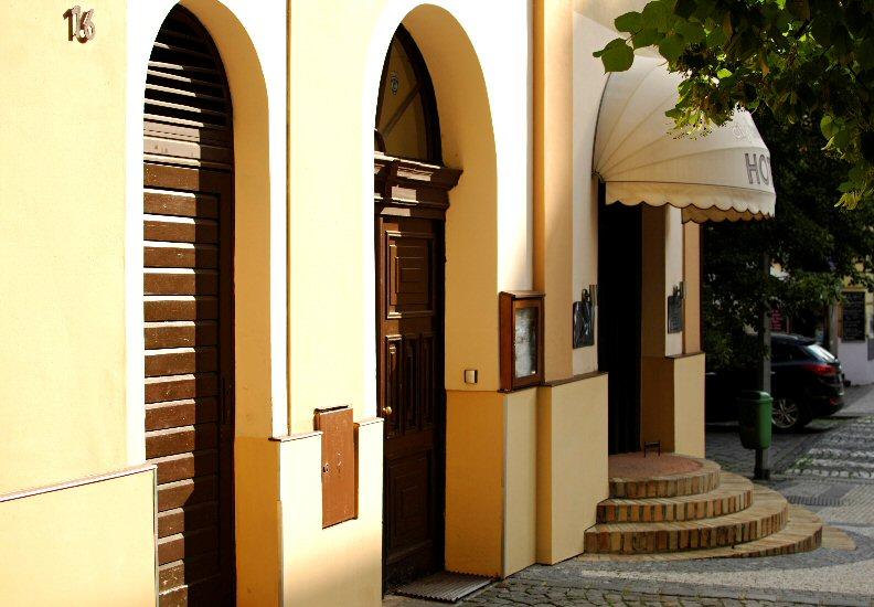 Hotelu City Bell Praha 8